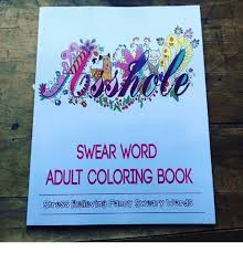 dank book and fancy swear word coloring book stress relieving fancy sweary