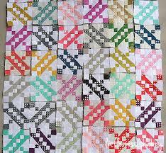 Underground Railroad Mini Quilt – Coriander Quilts & Mini Jacob's Ladder Adamdwight.com