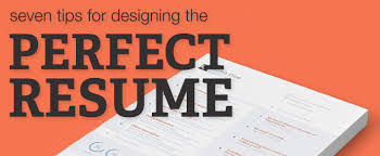 Creating A Perfect Resume 7 Tips For Designing The Perfect Resume Creative Market Blog