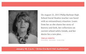 Shepherd University | Teacher to share her experience January 16 on  surviving a classroom shooter