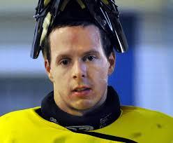 Seit fünf Jahren ist Rollhockey-Torhüter Daniel Dietrich Rückhalt des RSV Weil / Am Wochenende zwei Spiele in Nationalliga A. - 44699919