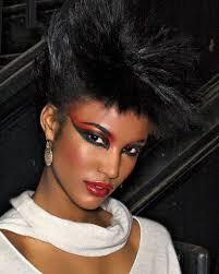 80s rock women s makeup mugeek vidalondon