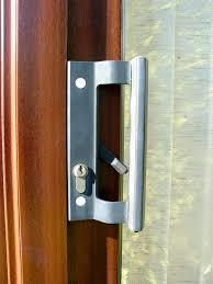 front patio door locks