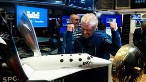 Britischer Milliardär Richard Branson will in den Weltraum fliegen