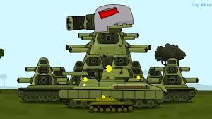 Tất cả các loại xe tăng - Phim hoạt hình về xe tăng - YouTube