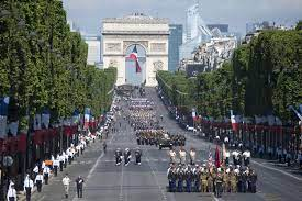 Paris Bastille Day - Europe Remembers