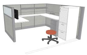office cubicle layout ideas. Smart And Exciting Office Cubicles Design Ideas : Stunning 3D Cubicle Concept With Orang Layout T