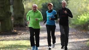 Abnehmen mit, joggen und, laufen : Der große Abnehm-Guide