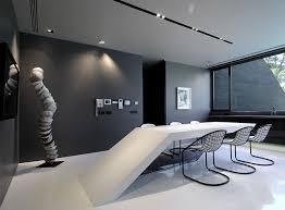 ultra modern interior design. Ultra-modern-black-white-glossy-dining-room-and- Ultra Modern Interior Design