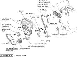 how do i replace a 1996 toyota corolla air conditioning belt click image to see an enlarged view