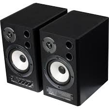 studio speaker png. behringer digital monitor speakers ms40 studio speaker png