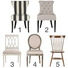breakthrough dining chair styles chairs clic room sets superb