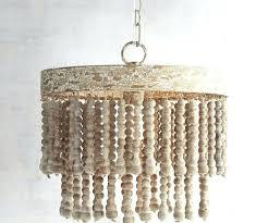 glass bead chandelier shades sea earrings new wooden light fixture winsome