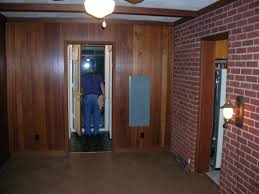 real wood paneling how to paint young house love wall wood