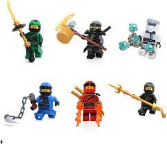 liefern Wo klassisch lego ninjago minifiguren set amazon Feuerwehrmann  Detektiv Variable