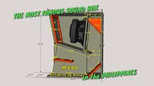 Cerwin Vega Box Design Diagram Modified Cerwin Vega Mcv D18 Most Famous Sound Box In The Philippines Specially In Ilo Ilo City