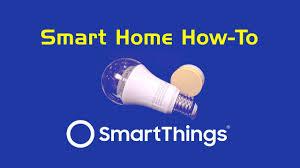 Ikea Smart Light Smartthings Pairing Ikea Tradfri Smart Lights With Smartthings How To