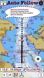 Marine Navigation Lake Depth Maps Usa Offline Gps