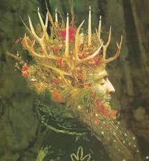 holly king - Google Search | Pagan yule, Yule, Winter solstice