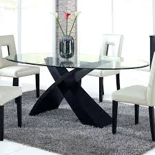 dining table oval shape oval glass dining table global furniture exclaim oval glass dining table the