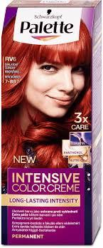 Barva Na Vlasy šarlatově červený Rv6 110 Ml