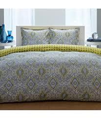 city scene king cotton multi colour bedding set
