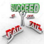 succeeds