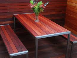 stainless furniture. jarrah setting stainless furniture e