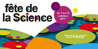 ALPES-MARITIMES FÊTE DE LA SCIENCE 2017 (PROGRAMME)  samedi 7 octobre 2017  - Unidivers