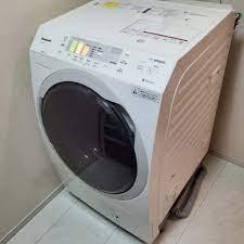 Máy giặt nội địa Nhật Panasonic NA-VX300BL giặt 10kg sấy Block 6kg ( Đời  2021)