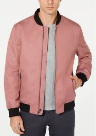 alfani men s fashion ribbed er jacket created for macy s