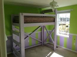 medium size of built in bunk beds plans loft with stairs for into the wall bedroom