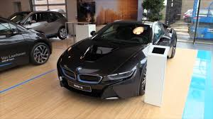 bmw i8 black interior