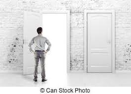 Open door Clipart and Stock Illustrations 37482 Open door vector