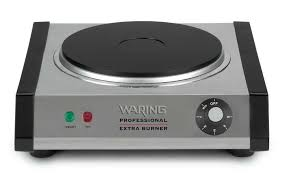 Amazoncom Waring DB60 Portable Double Burner Electric Countertop