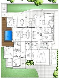house plan with swimming pool modern house floor plans with swimming pool spec house plans v house plan with swimming