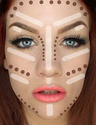 contouring highlighting hacks tips tricks pictures how to