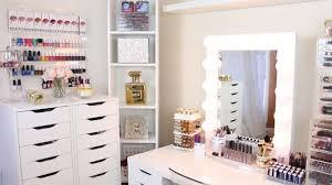 my makeup collection organization 2016 diana saldana