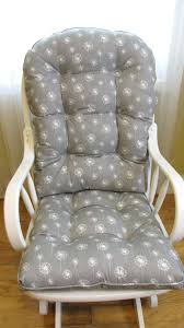 rocking chair covers australia. rocking chair pads for baby nursery free ship glider cushions set in grey with white dandelions . covers australia i