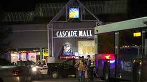 Washington Lighting Centre Pictures Manhunt Underway After Deadly Shooting At Us Shopping Centre