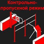 Пропускного режима основные положения для охраны Контрольно пропускной режим
