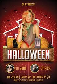 halloween party flyer template free freepsdflyer download the free halloween party psd flyer template