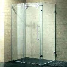 awesome barn door style sliding gl shower doors gl shower barn door shower barn door showers barn door shower door barn door shower doors bathroom