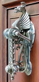 cool door knockers. 25 Cool And Unusual Door Knockers Q