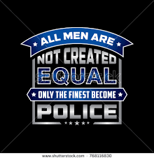 Police Officer Quotes Interesting Police Officer Saying Quotes Best Print Stock Vector Royalty Free