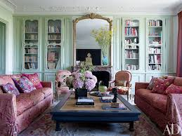 Paris Living Room Decor 9 Unforgettable Living Spaces In Paris Beth Ann Green