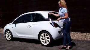 Auto Diva Tutorial Kofferraum Richtig öffnenschließen Opel Adam