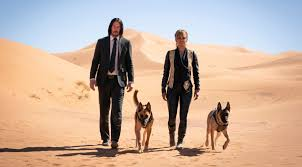 With keanu reeves, rina sawayama. John Wick 4 Director Planning Stunts To Top The Other Movies Observer