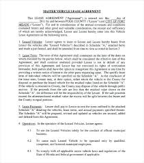 Free Printable Lease Agreement Template Sample Rental Form Rent ...