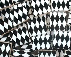 stunning mosaic tile pieces ceramic tiles black and white harlequin checd glass stained mosa
